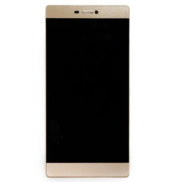 Volledig OF-display (Touchscreen + LCD + Frame) voor Huawei P8