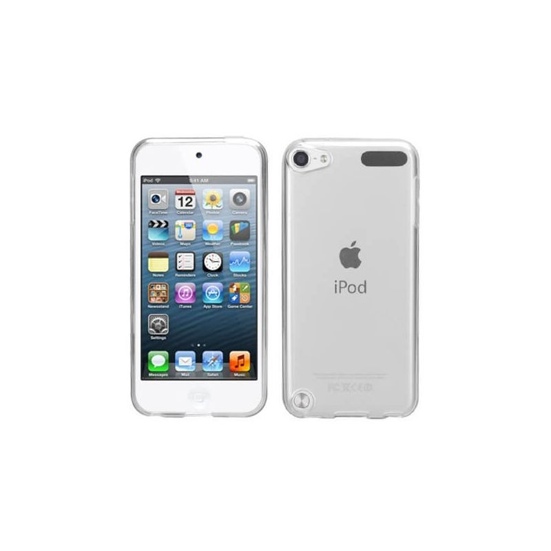 TPU Soft Case Transparent iPod Touch 5