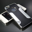 Brushed Aluminium Series Cover Fits iPhone 5