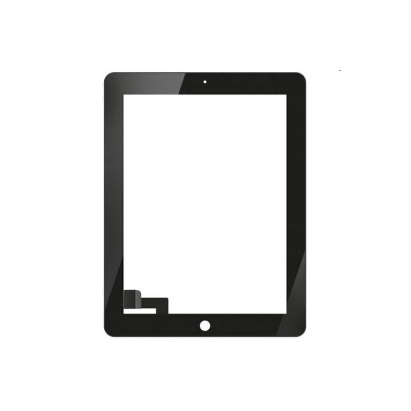 Touch Screen Digitizer for iPad 4 Black (without Toolkit)