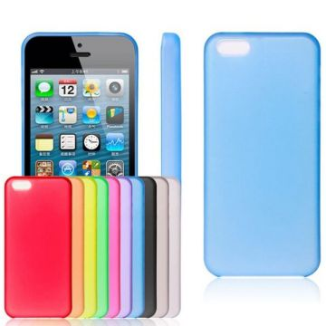 Coque iPhone 5C ultra fine 0.3mm