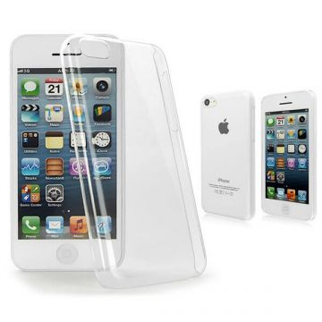 Transparante cover Crystal Clear iPhone 5C