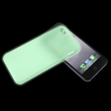 Coque souple TPU Fluorescente iPhone 4 4S