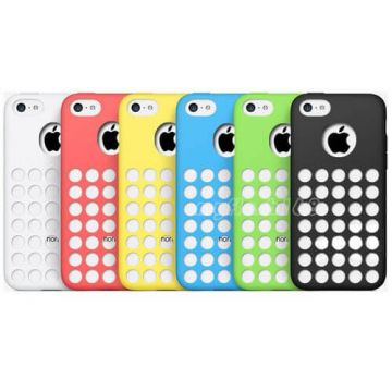 Silikon Gummischale für iPhone 5C