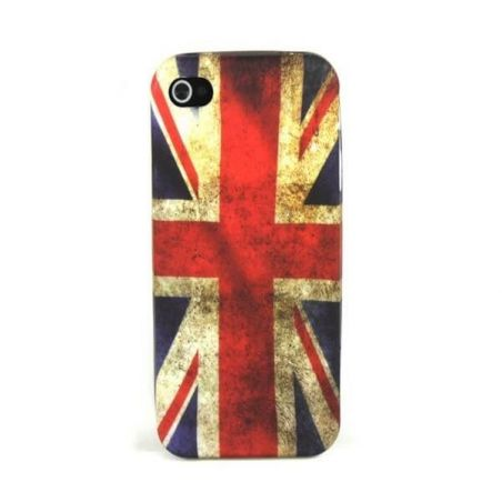 Soft Cover Case Vintage American Flag IPhone 5 5S