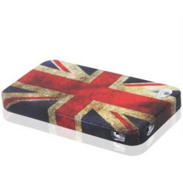 Soft Cover Case Vintage American Flag IPhone 4 4S