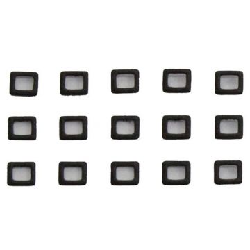 Anti-Infrarood filter voor Probe Modul Sensor Proximity Helderheid Power Phone 4 4S