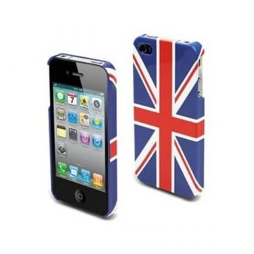 Cover Union Jack in de Engelse Kleuren IPhone 4 4S