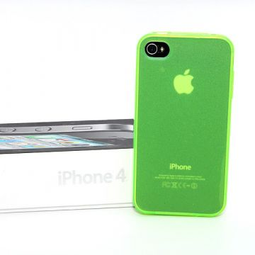 Schale TPU dünn flashy iPhone 4 4S