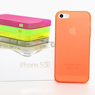 Coque TPU Fine iPhone 5/5S/SE