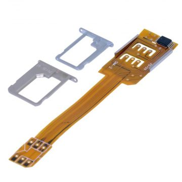 Duo Sim Card Adapter for iPhone