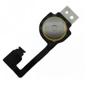 Nappe de bouton home pour iPhone 4