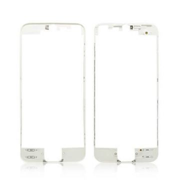White LCD Frame for iPhone 5S/SE