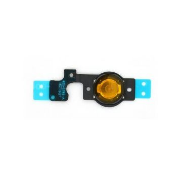 Home button iPhone 5c met connector - iPhone 5C reparatie