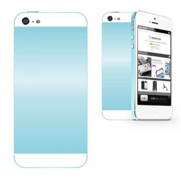 Frame and metallic border for iPhone 5
