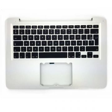 "Topcase avec clavier AZERTY MacBook Pro 13"" Unibody 2011 A1278"