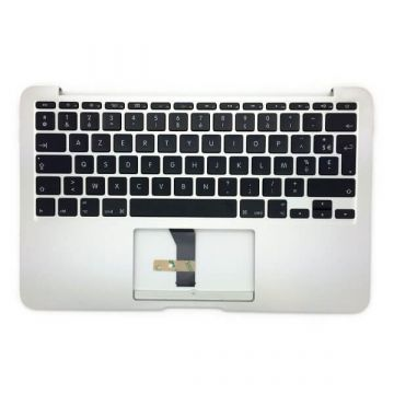 "Topcase avec clavier AZERTY pour MacBook Air 11"" - 2012 / A1465"