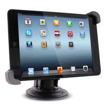 Car holder for iPad