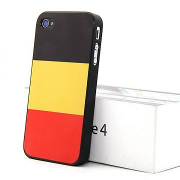 World Cup Belgian Flag Case iPhone 4 4S