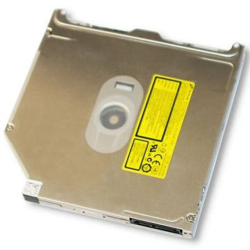 9.5mm SATA SuperDrive DVD burner UJ-898A for MacBook Pro 13, 15 and 17 ""