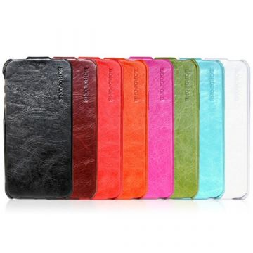 Etui Borofone en cuir Édition General iPhone 5/5S/SE