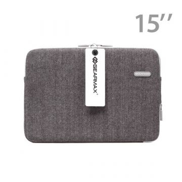 Housse de protection Gearmax en Tweed 15""