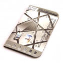 Front Tempered glass 0,26mm Screen Protector iPhone 4 4S
