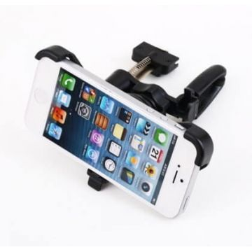360° iPhone houder auto 5 5S ventilator