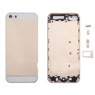 Frame and metallic border for iPhone 5s Gold