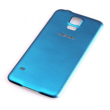 Original Replacement back cover blue Samsung Galaxy S5