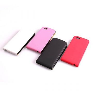 Soft Touch Flip Case iPhone 6
