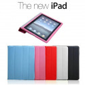 Etui Smart Cover Nouvel iPad (iPad 3) Noir