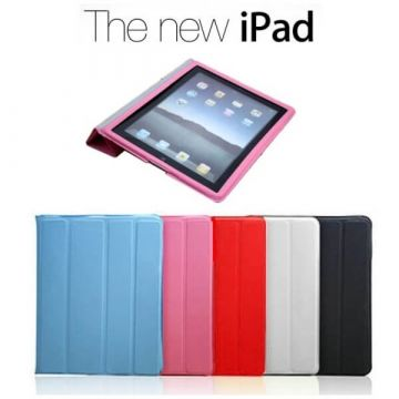 Etui Smart case iPad 2 iPad 3 Rose