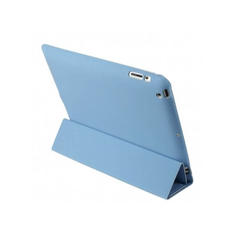 Etui Smart Cover Nouvel iPad (iPad 3) Bleu