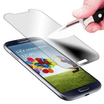 Tempered glass screenprotector Samsung Galaxy S4 - 0,26mm - samsung accessoires
