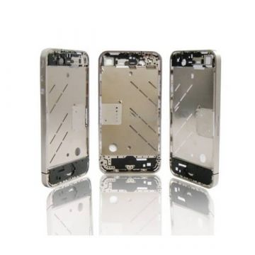 Kader iPhone 4 met chrome rand