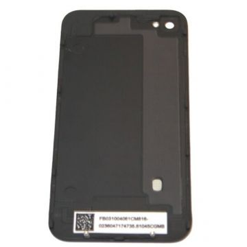 Replacement Back Cover iPhone 4 Black