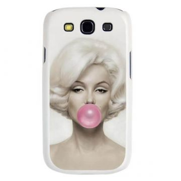 Coque rigide Marilyn Monroe Samsung Galaxy S3
