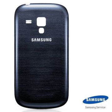 Back Cover Schale Blau Samsung Galaxy S3 Mini
