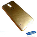 Replacement back cover gold Samsung Galaxy S5