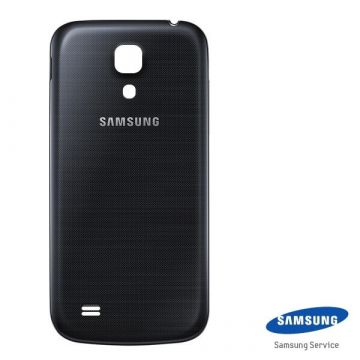 Originele back cover Samsung Galaxy S4 Mini zwart