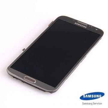 Samsung Galaxy Original Samsung Galaxy Note 2 N7105 Vollbild Grau