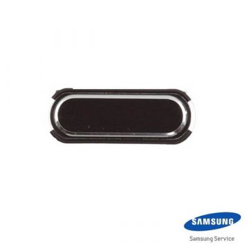 Bouton home noir Samsung Galaxy Note 2