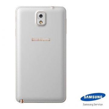 Original Samsung Galaxy Original White Replacement Back Cover Note 3