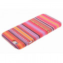 Coated Mayan patterned hard cover case for iPhone 6 Plus