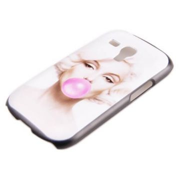 Marilyn Monroe Bubble Gum Hard Case Samsung Galaxy S4 Mini