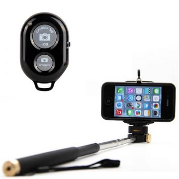 Selfie pack - Bluetooth remote and arm extender