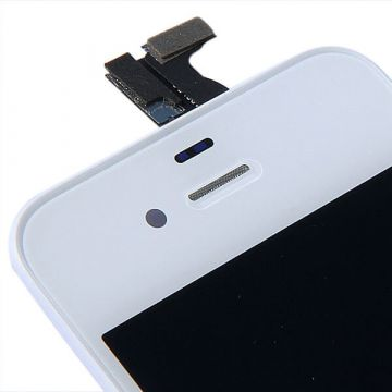 Ecran iPhone 4S Blanc - Qualité Originale - Reparation iPhone 4S
