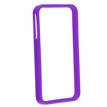 BUMPER - mauve TPU iPhone 4 & 4S