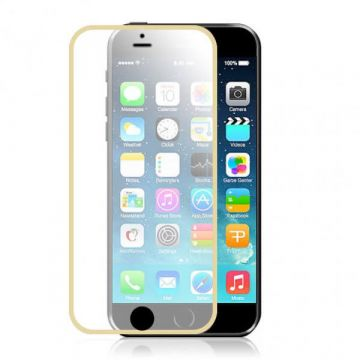 Tempered glass screenprotector iPhone 6 gekleurd - iphone accessoires